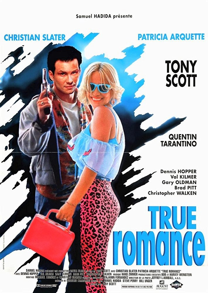 a movie analysis of true romance by quentin tarantino In death proof -- director tarantino's take on such peddle-to-the-metal shockers as white line quentin tarantino as warren a curio, even as half a movie.